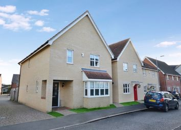 Thumbnail 4 bed detached house for sale in Ranulf Road, Flitch Green, Dunmow