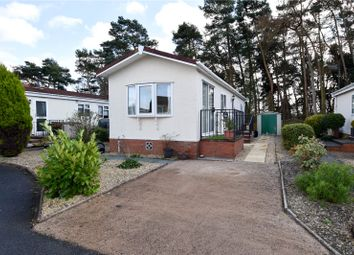 Thumbnail 2 bed bungalow for sale in Doverdale Park Homes, Hampton Lovett, Droitwich, Worcestershire