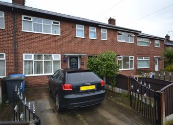 Thumbnail 3 bed town house for sale in Poplars Avenue, Orford, Warrington