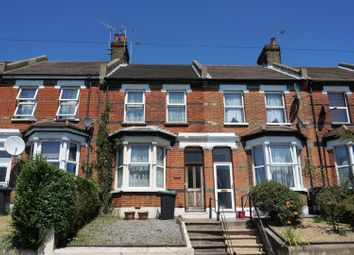 Thumbnail 3 bed terraced house for sale in Old Road West, Gravesend