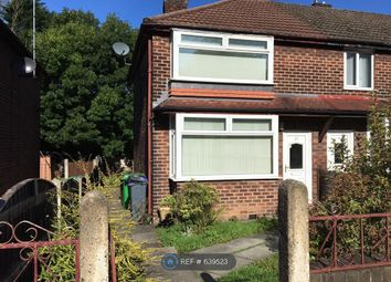 Thumbnail 2 bed semi-detached house to rent in Ledsham Avenue, Manchester