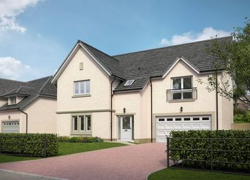 Thumbnail 5 bed detached house for sale in The Livingston, Friars Way, Linlithgow