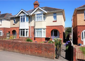 Thumbnail 3 bed semi-detached house for sale in Desborough Road, Eastleigh