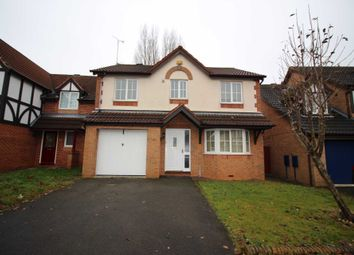 Thumbnail 4 bed detached house for sale in Heybridge Road, Leicester