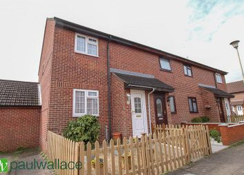 Thumbnail 2 bed end terrace house for sale in Leaforis Road, Cheshunt, Waltham Cross