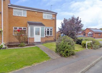 Thumbnail 3 bed semi-detached house for sale in Bakewell Road, Long Eaton, Nottingham