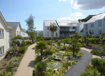 Thumbnail 2 bed flat for sale in 3 Roseland Court, Roseland Parc, Truro, Cornwall