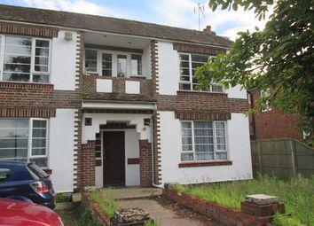 Thumbnail 1 bedroom flat to rent in Lynn Road, Wisbech