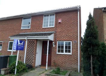 Thumbnail 2 bedroom terraced house to rent in Cranmore, Netley Abbey, Southampton