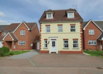 Thumbnail 5 bed detached house for sale in Goodwood Close, Beverley