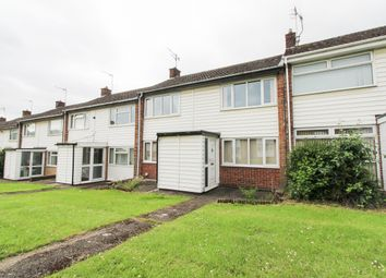 Thumbnail 2 bed terraced house for sale in Yarncliff Close, Chesterfield