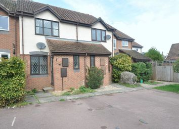 Thumbnail 2 bed terraced house for sale in Sian Close, Church Crookham, Fleet