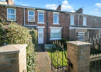 Thumbnail 1 bed flat for sale in West View, Kibblesworth, Gateshead