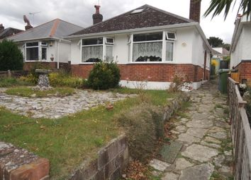 Thumbnail 2 bedroom bungalow for sale in Playfields Drive, Parkstone