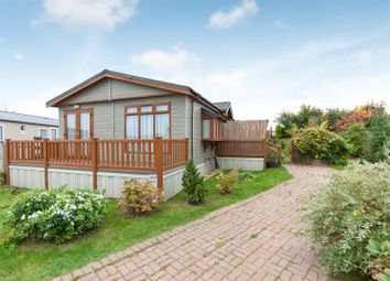 Thumbnail 3 bedroom mobile/park home for sale in Birchington Vale, Shottendane Road, Birchington