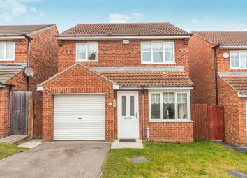 Thumbnail 3 bedroom detached house for sale in Bluebell Way, Hartlepool