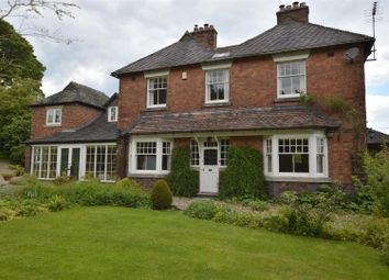 Thumbnail 4 bed detached house for sale in Hillside, Turnditch, Derbyshire