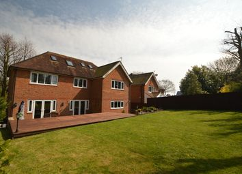 Thumbnail 6 bed detached house for sale in Canterbury Road, Hawkinge, Folkestone