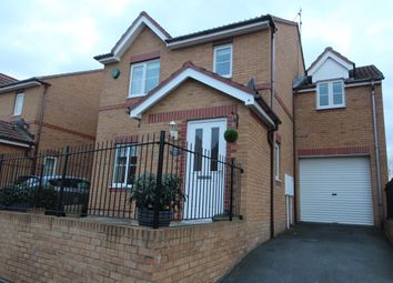 Thumbnail 4 bed detached house for sale in Dovecote Drive, Pelton Fell, Chester Le Street
