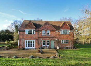 Thumbnail 4 bed detached house for sale in Churn Lane, Horsmonden, Kent