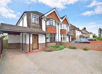 Thumbnail 3 bed semi-detached house for sale in Haywards Road, Haywards Heath, West Sussex