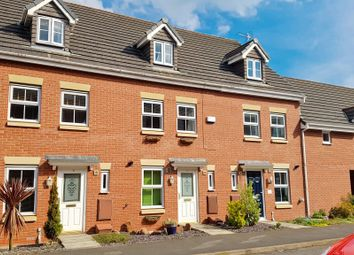 Thumbnail 3 bed town house to rent in Lambert Crescent, Nantwich