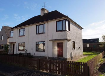 Thumbnail 3 bedroom semi-detached house to rent in Montrave Crescent, Leven