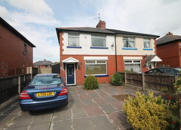 Thumbnail 3 bed semi-detached house for sale in Barton Road, Farnworth, Bolton
