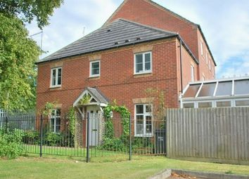 Thumbnail 3 bedroom end terrace house for sale in Bowling Green Lane, St Crispins, Northampton