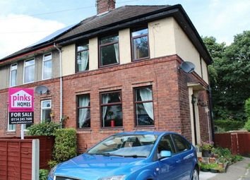 Thumbnail 3 bedroom semi-detached house for sale in Deerlands Close, Sheffield, South Yorkshire