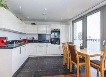 Thumbnail 2 bedroom flat for sale in Waterside Heights, Thames Barrier Park