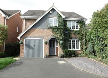 Thumbnail 4 bed detached house for sale in Britannia Gardens, Stourport-On-Severn