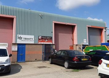Thumbnail Light industrial to let in Unit 3H Barlow Way, Fairview Industrial Park, Rainham, Essex