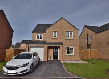 Thumbnail 4 bed detached house for sale in Carlisle Walk, Catterick Garrison