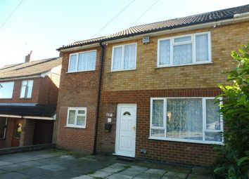 Thumbnail 4 bed property to rent in Link Road, Anstey, Leicester