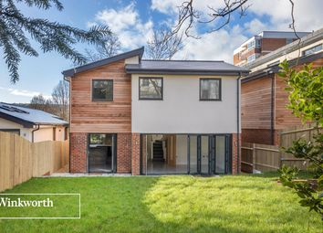 Thumbnail 4 bedroom detached house for sale in Preston Park Avenue, Brighton, East Sussex