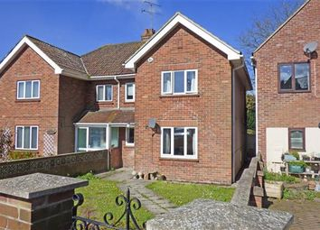 Thumbnail 3 bed semi-detached house for sale in Churchfield, Wincanton
