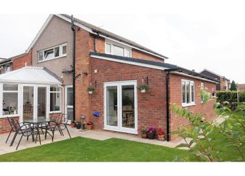 Thumbnail 4 bed detached house for sale in Heatherdene, Tadcaster