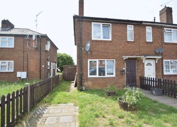 Thumbnail 2 bedroom end terrace house for sale in Solway Road North, Luton