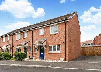 Thumbnail 3 bed property for sale in Silks Way, Andover