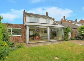 Thumbnail 3 bed detached house for sale in Carisbrooke Road, St. Albans