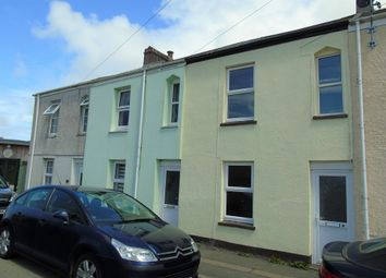 Thumbnail 2 bed terraced house for sale in Cliff View Terrace, Camborne, Cornwall.