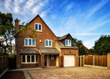 Thumbnail 5 bed detached house for sale in Chilwell Lane, Bramcote