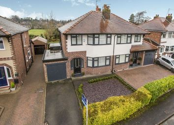 Thumbnail 3 bed semi-detached house for sale in Arlington Drive, Macclesfield