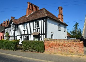 Thumbnail 3 bed semi-detached house for sale in Stoke By Clare, Sudbury, Suffolk