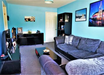 Thumbnail 1 bed flat for sale in Privett Road, Fareham