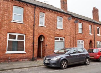 Thumbnail 3 bed terraced house for sale in Chestnut Street, Lincoln