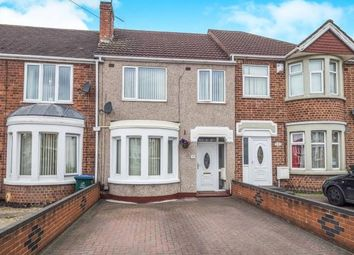 Thumbnail 3 bedroom terraced house for sale in Cheveral Avenue, Coventry, West Midlands