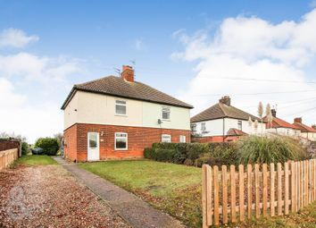 Thumbnail 3 bedroom semi-detached house for sale in Church Road, Reedham, Norwich