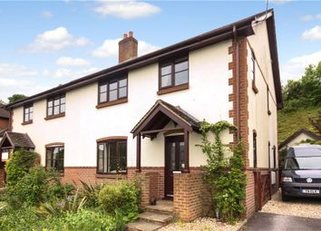 Thumbnail 3 bed semi-detached house for sale in Jade Close, High Street, Spetisbury, Blandford Forum